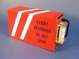Cockpit Voice Recorders (CVR) and Flight Data Recorders (FDR)