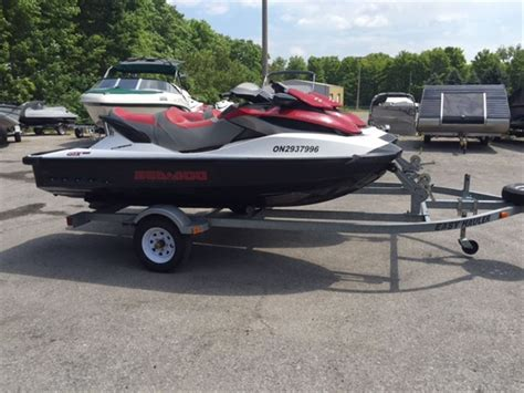 Sea Doo Boat Ontario by Sea Doo Gtx 155 2011 Used Boat For Sale In Innisfil