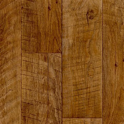 vinyl plank flooring 2 trafficmaster saw cut plank natural 13 2 ft wide x your choice length residential vinyl sheet