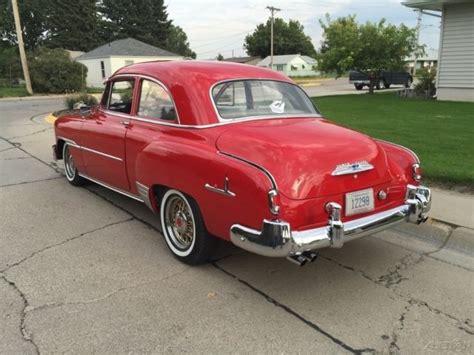 1951 Chevy Styleline Wiring Harnes by 1951 Chevrolet Styleline Deluxe Sedan 350 V8 Th350