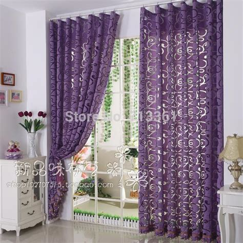 morden window curtains  living roombedroom solid color