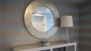 Miroir Pour Entrée : d co entr e miroir ~ Teatrodelosmanantiales.com Idées de Décoration