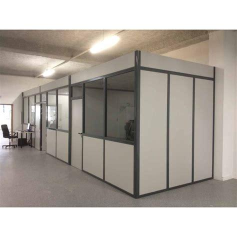 bureau cloison cloison amovile cloison transparente ou semi vitrée pour