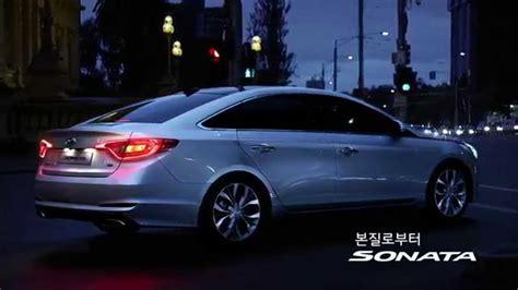 Hyundai Sonata 2015 Commercial 3 (korea)