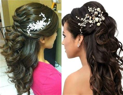 hindu bridal hairstyles  safe hairdos   modern