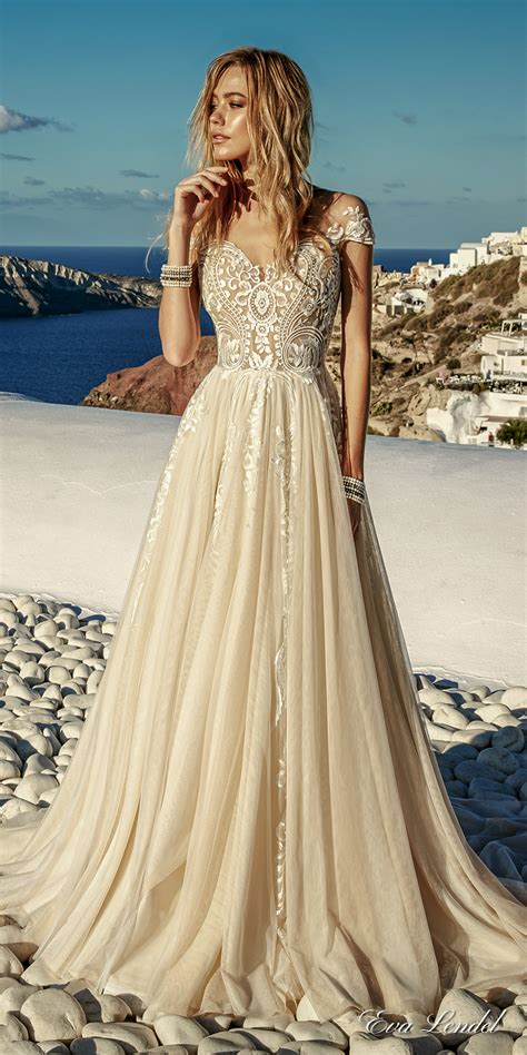 Eva Lendel 2017 Wedding Dresses — Santorini Bridal