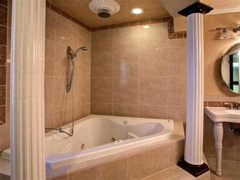 whirlpool corner bath  shower screen