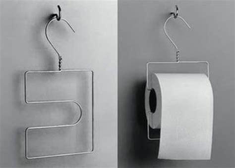 fabriquer un d 233 rouleur de papier toilette avec un cintre