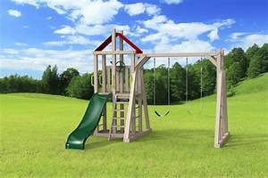Jeux Exterieur Bois Enfant : module de jeu ext rieur l 39 conomique jeux modul 39 air ~ Premium-room.com Idées de Décoration