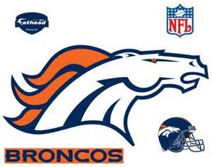 Denver Broncos Logo Clip Art