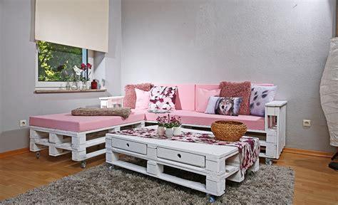 Sofa Aus Paletten Bauen by Paletten Selber Bauen Selbst De