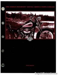 2001 Harley Davidson Softail Motorcycle Parts Manual