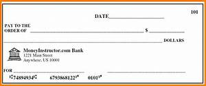 5 fake payroll check template samples of paystubs With fake check stubs template