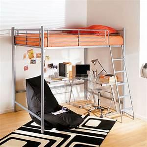 Lit Ikea 2 Personnes : lit mezzanine 2 personnes duetto gris anniversaire 40 ~ Teatrodelosmanantiales.com Idées de Décoration