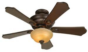 hunter 44 quot ceiling fan w light fixture bronze hr 20713