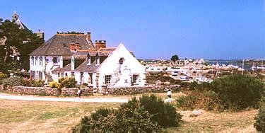 maison du peintre brest les iles chausey