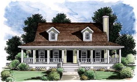 Country House Plans Small Cottage Small Southern Cottage