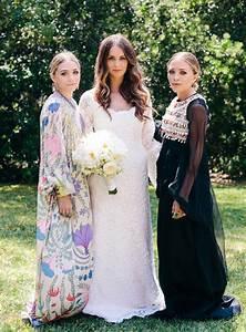 Mary-Kate and Ashley Olsen Design Gorgeous Wedding Fashion