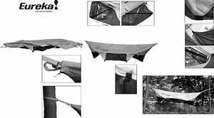 Eureka Hammock Tent  U0026 Eureka Solitaire