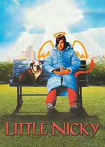 Little Nicky : Review, Trailer, Teaser, Poster, DVD, Blu ...