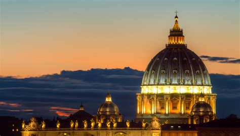 Gradini Cupola San Pietro by La Basilica Di San Pietro Mobility Civitavecchia
