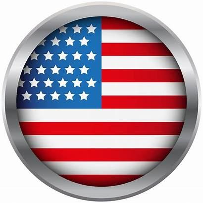 Flag Transparent Usa Clip American Clipart States