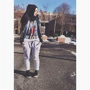 Outfittrends Hijab Swag Style-20 Ways to Dress for a Swag Look With Hijab