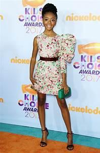 Skai Jackson Picture 34 - Nickelodeon's 2017 Kids' Choice ...