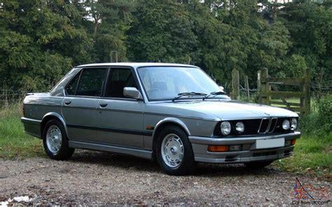 1987 Bmw M535i E28 Not E34 E30 Or M5