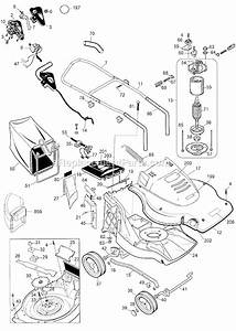 Black And Decker Mm875 Parts List And Diagram