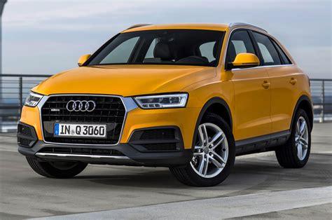 2016 Audi Q3 Refresh Debuts At Detroit Auto Show