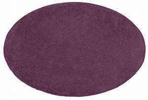 Teppich Rund Kurzflor : teppich rund hanse home shashi einfarbig kurzflor getuftet online kaufen otto ~ Frokenaadalensverden.com Haus und Dekorationen