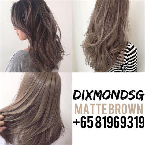 Hair Dyes For Brown Hair by Dixmondsg Matte Brown Hair Dye Health Hair Care