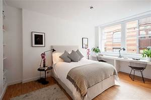 Schreibtisch Im Schlafzimmer : moderne schlafzimmer ideen stilvoll mit designer flair ~ Sanjose-hotels-ca.com Haus und Dekorationen