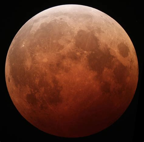 October 2014 Lunar Eclipse Wikipedia