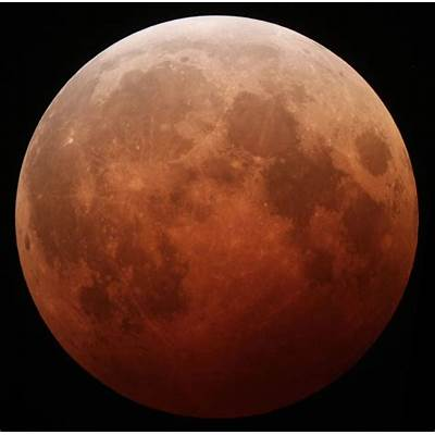 October 2014 lunar eclipse - Wikipedia