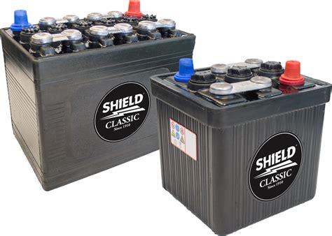 Classic & Vintage Car Batteries, Hard Rubber Classic