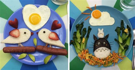 mother    creative sunny side  eggs