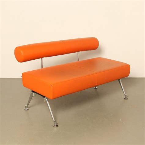 Kuros Lounge Bench by Kastel in Orange | Furniture, My ...