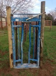 image result  diy calf chute cattle cattle corrals