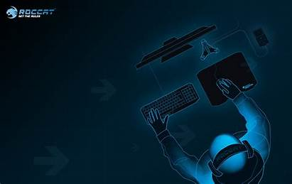 Pc Mouse Gaming Keyboard Computer Wallpapers Roccat