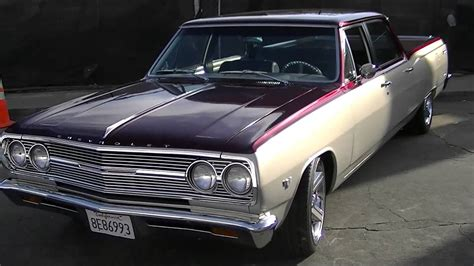 door chevrolet el camino youtube