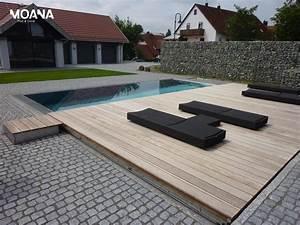 Pool Terrasse Selber Bauen : begehbare schwimmbadabdeckung pool pool ideen schwimmbadabdeckungen und pool im garten ~ Orissabook.com Haus und Dekorationen