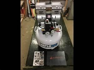 Kompressor ölfrei Test : implotex 850w fl sterkompressor lfrei im kompressor test youtube ~ Pilothousefishingboats.com Haus und Dekorationen