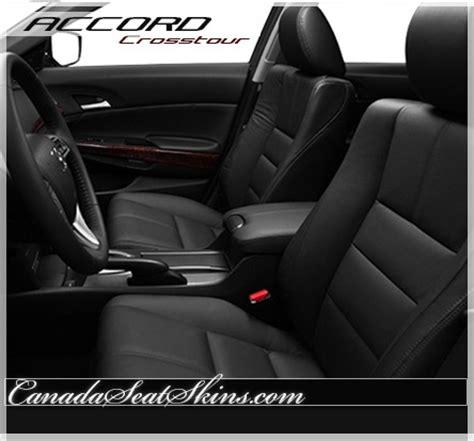 honda accord crosstour leather upholstery