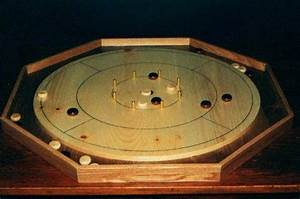 Crokinole Board Game Plan