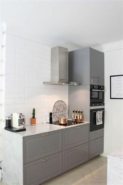 ideas de decorar vuestra cocina blanca  gris home