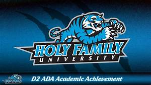 Holy Family University Athletics - 33 Student-Athletes ...