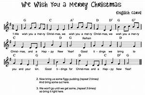 beth39s music notes we wish you a merry christmas y4 With christmas letters musical