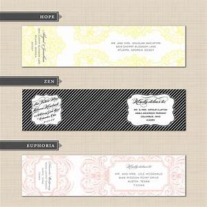 Beautiful address label template examples with three for Address label design templates
